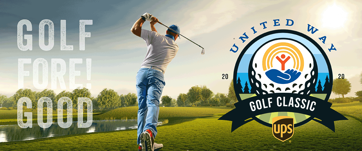United Way Golf Classic Page Header